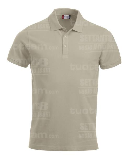 028244 - POLO New Classic Lincoln S/S - 815 beige