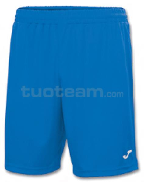 100053 - NOBEL SHORT 100% polyester interlock - 700 BLU