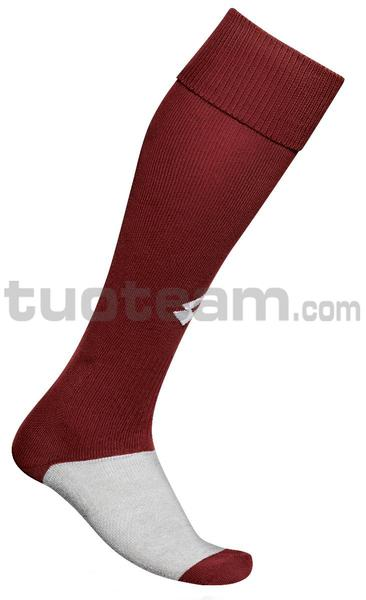 S3768 - CALZA LONG LOGO bordeaux