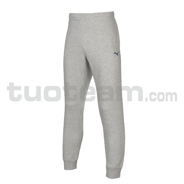 32ED7010 - sweat pantalone lungo - Heather Grey/Navy