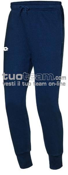 L58645 - DELTA JR PANT RIB FL - navy blue