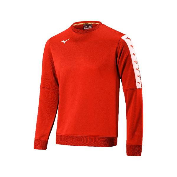 32FC9A03 - NARA TRN SWEAT M - Red/Red