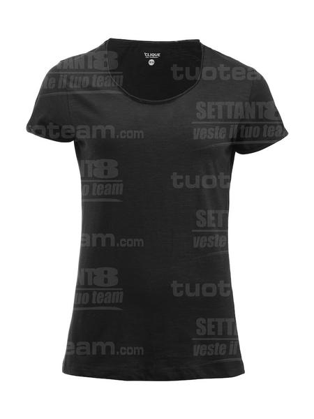 029343 - T-SHIRT Derby-T Lady - 99 nero