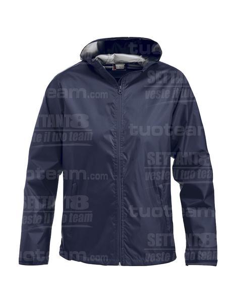 020951 - IMPERMEABILE Hixson - 580 blu