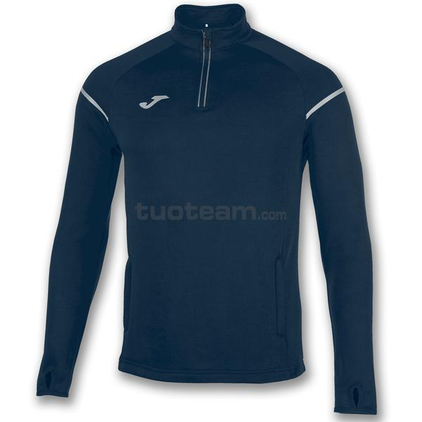 100978 - FELPA RACE 1/2 ZIP - 331 Dark Navy