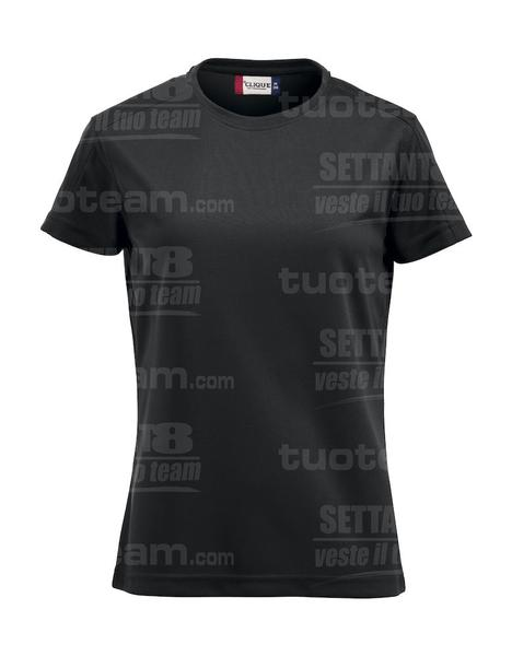 029335 - T-SHIRT Ice-T Lady - 99 nero