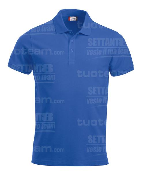 028244 - POLO New Classic Lincoln S/S - 55 royal