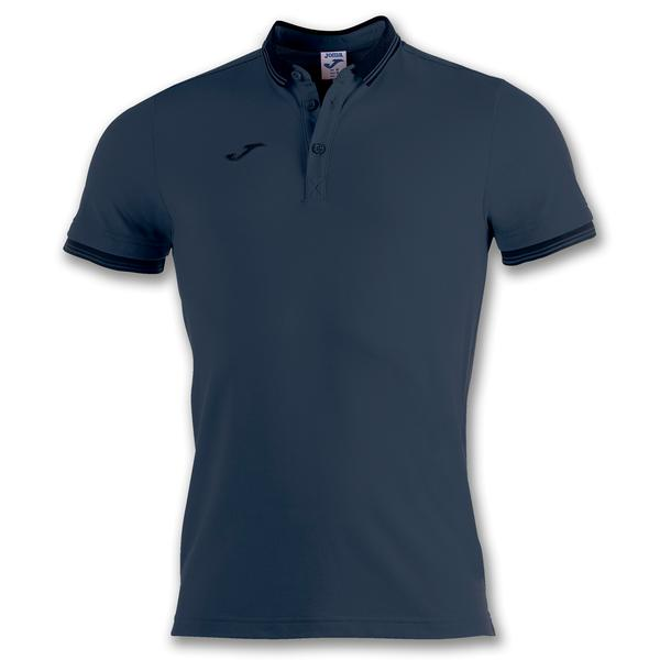 100748 - BALI II POLO 65% polyester 35% cotton - BLU NAVY