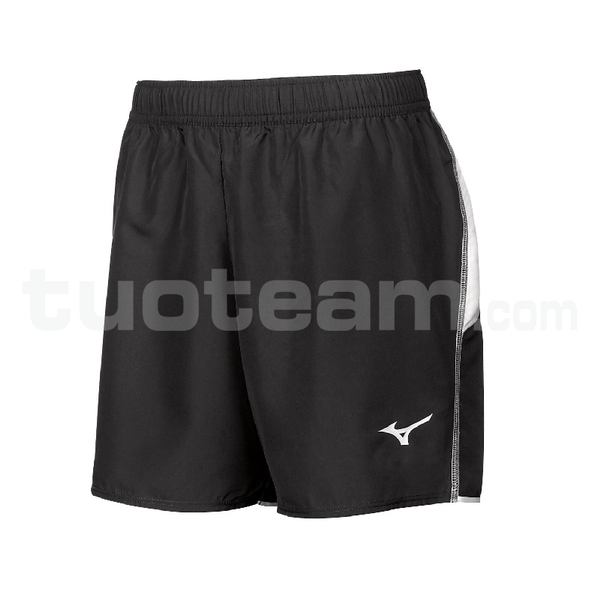 U2EB7401 - TEAM AUTHENTIC SQUARE SHORT JR - Black/Black