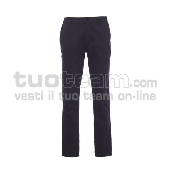 ENGINE - ENGINE TWILL SANFORIZZATO 260GR - BLU NAVY