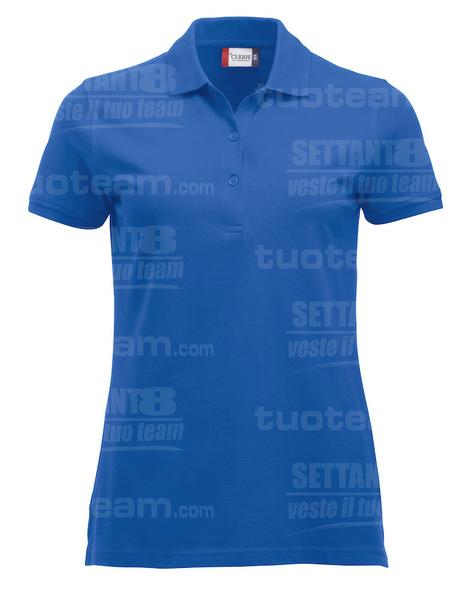 028246 - POLO New Classic Marion S/S - 55 royal