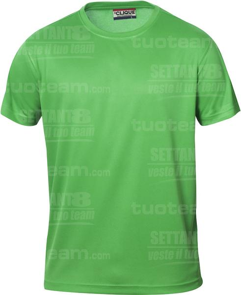 029332 - T-SHIRT Ice-T Kids - 605 verde acido