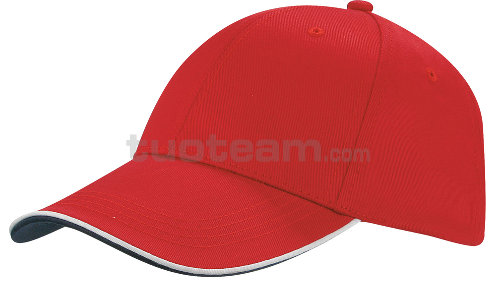 K18062 - CAPPELLINO 6 PANNELLI PIPING / 6 PANELS PIPING CAP