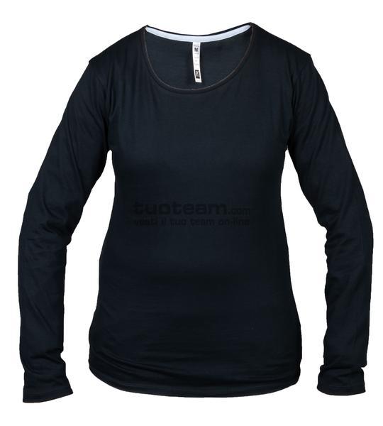 99466 - T-Shirt Giamaica Lady - BLU NAVY