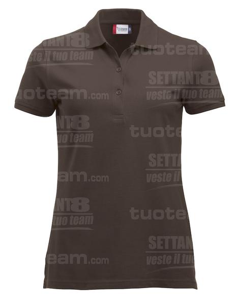 028246 - POLO New Classic Marion S/S - 825 marrone moka