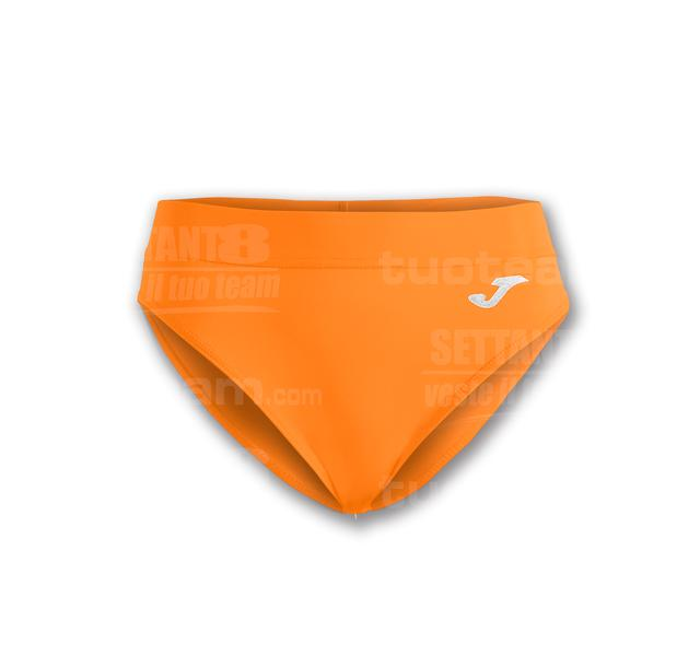 900449 - OLIMPIA WOMAN BRIEF - 050 ARANCIO FLUOR
