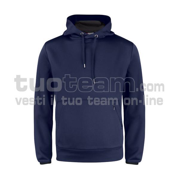 021062 - Felpa Oakdale - 580 blu