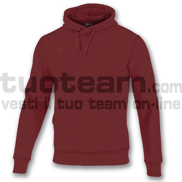 101673 - FELPA ATENAS 65% polyester 35% cotton - 671 BORDEAUX