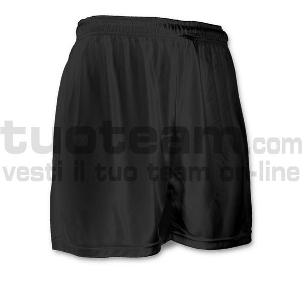 PG02 - Pantaloncino Basic conf.5 pz - NERO