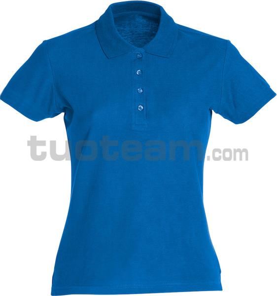028231 - polo basic lady - 55 royal