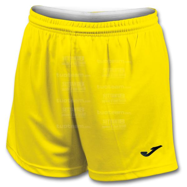 900282 - SHORT PARIS II 100% polyester interlock - 900 GIALLO