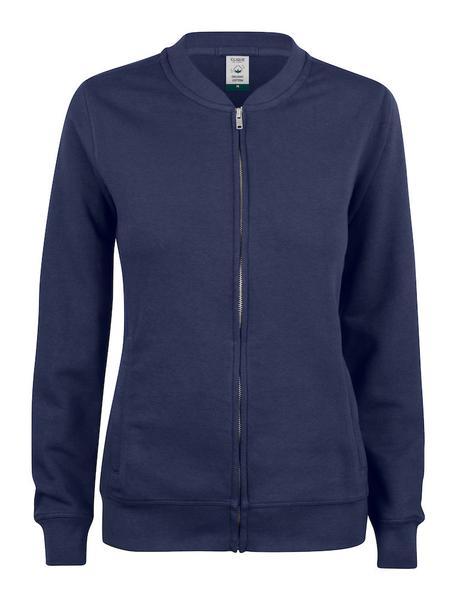 021007 - Premium OC Cardigan Ladies - 580 blu