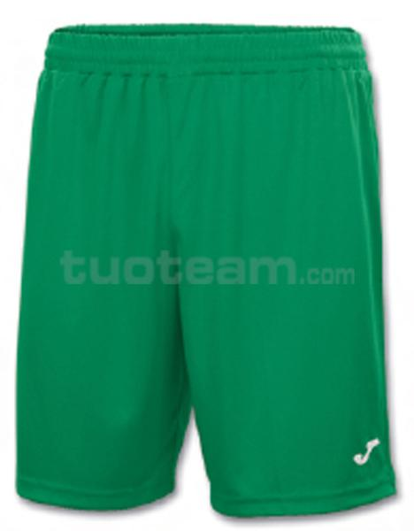 100053 - NOBEL SHORT 100% polyester interlock - 450 VERDE