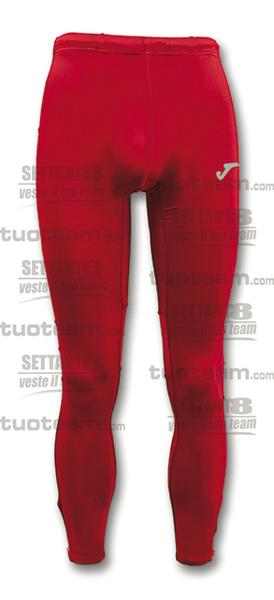 100088 - RECORD LONG TIGHT 100% polyester interlock - ROSSO