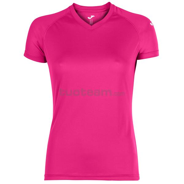 900475 - MAGLIA EVENTOS WOMAN 100% polyester mesh PACK/25 - 500 FUCSIA