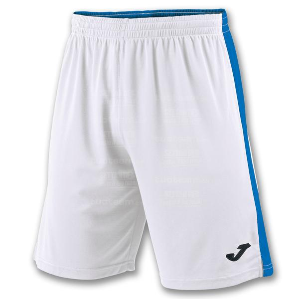 100684 - TOKIO II SHORT 100% polyester interlock - BIANCO/BLU ROYAL