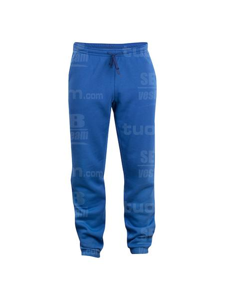 021037 - PANTALONI Basic - 55 royal