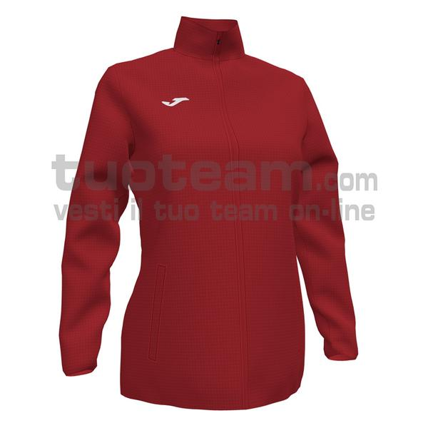 901065 - ELITE VII WOMAN WINDBREAKER 100% polyester - 600 ROSSO