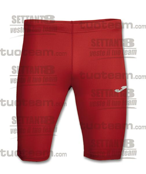 100042 - SHORT RUNNING TIGHT - ROSSO