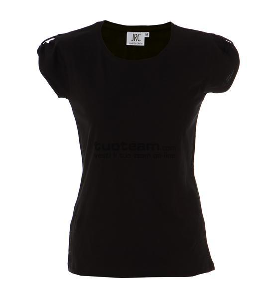 99003 - T-Shirt Perth Lady - NERO
