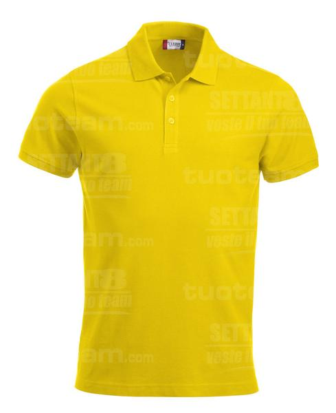 028244 - POLO New Classic Lincoln S/S - 10 giallo limone