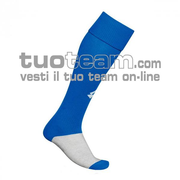 L53050 - CALZA con LOGO - royal