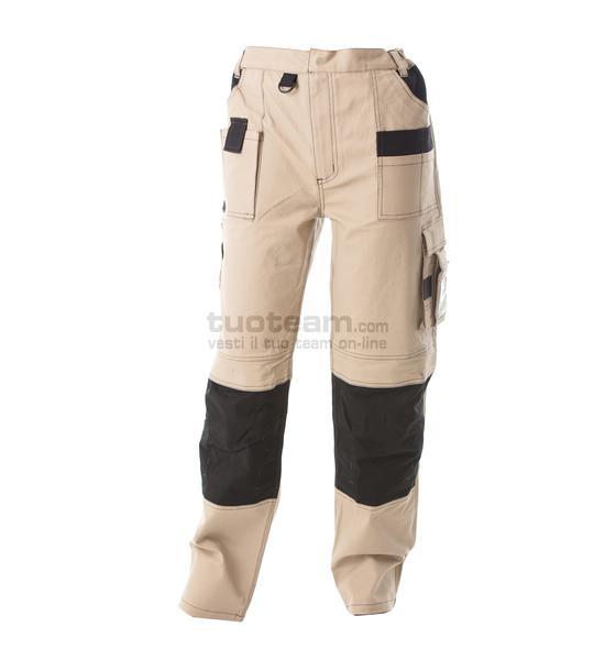 99127 - Pantalone Qatar - BEIGE