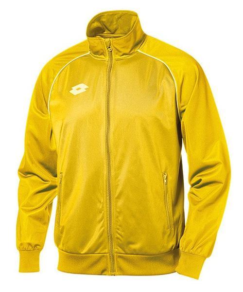 211559 - DELTA PLUS SWEAT FZ PL - giallo 116c