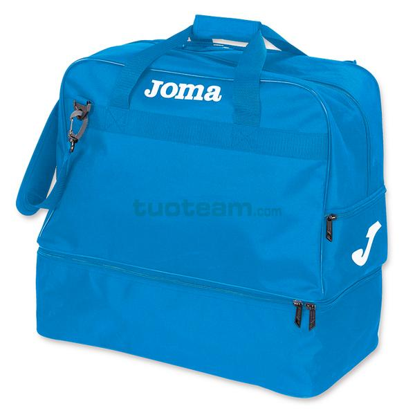 400008 - BORSA TRAINING EXTRA LARGE FONDO COMPONIBILE - 700 BLU