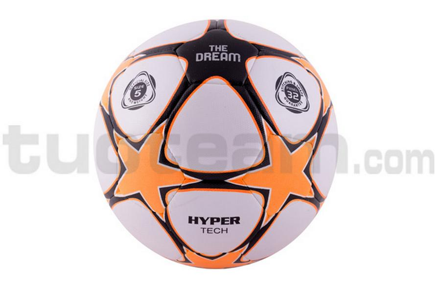 780231 - pallone THE DREAM MATCH '17 hi-tech - ARANCIONE