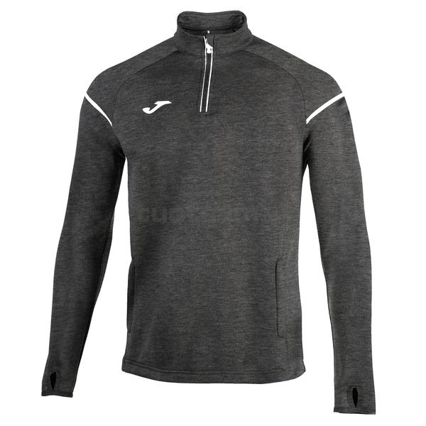100978 - RACE FELPA 1/2 ZIP 100% polyester fleece - 280 MELANGE