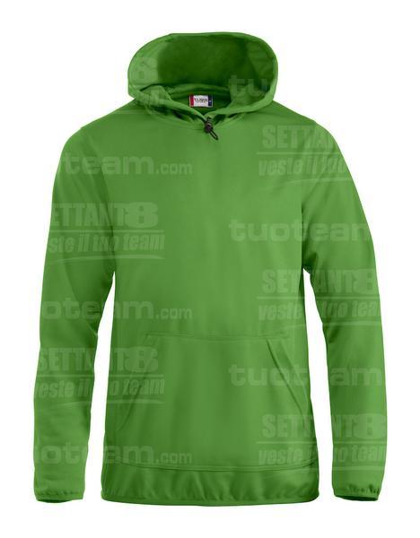 021054 - FELPA Danville - 605 verde acido