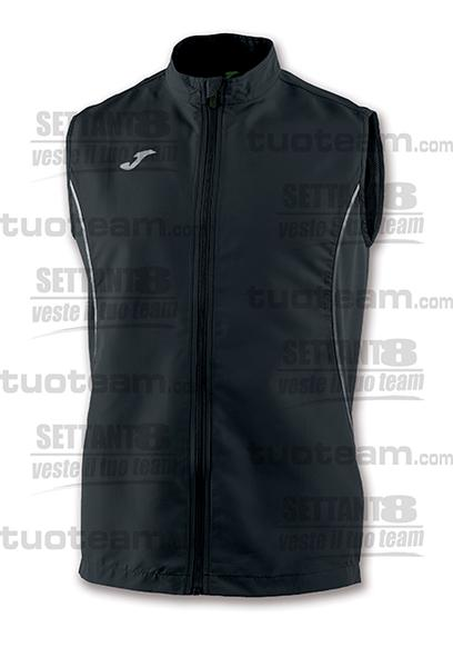 100762 - GILET OLIMPIA RUN - NERO