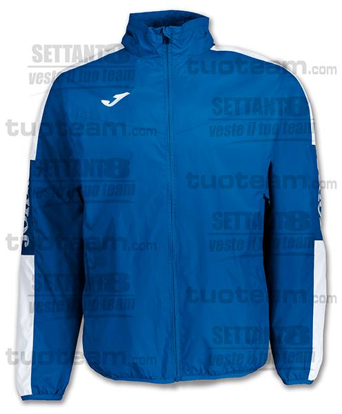 100689 - CHAMPION IV RAINJACKET CHAMPION IV FODERATO - BLU ROYAL/BIANCO