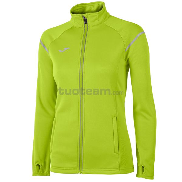 900661 - FELPA RACE POLYFLEECE - 400 LIME