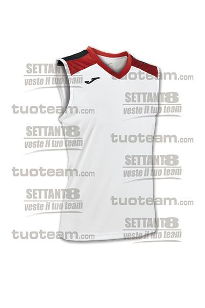 900140 - MAGLIA CANOTTA ALOE - 206 BIANCO