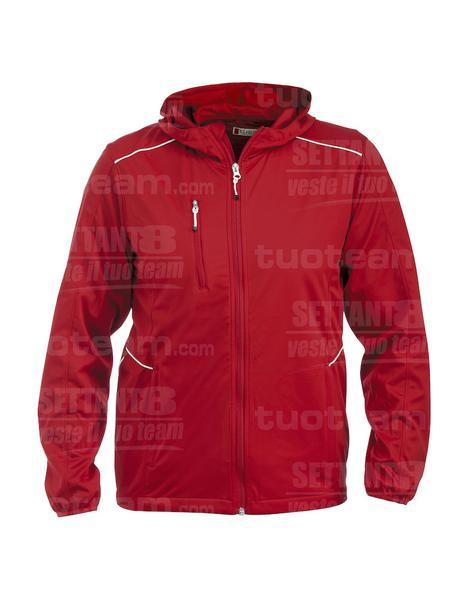 020930 - GIACCA Monroe - 35 rosso