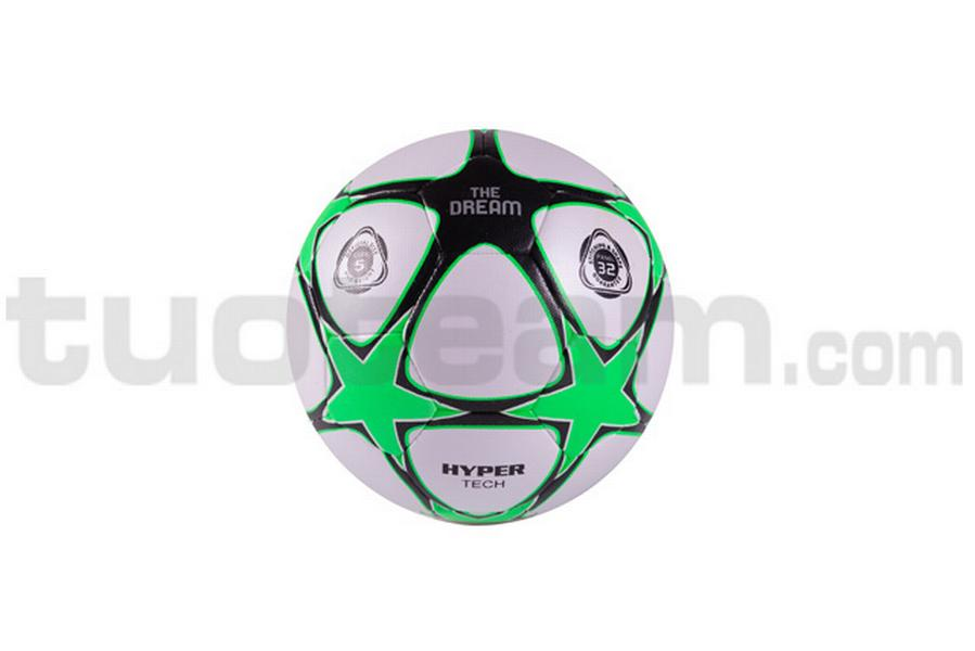 780231 - pallone THE DREAM MATCH Hi-tech - VERDE
