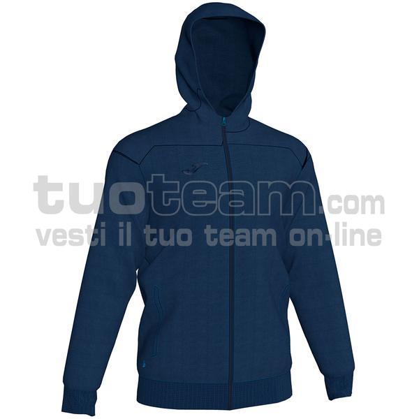 101283 - WINNER II FELPA WINNER II FULL ZIP 80% cotton 20% polyester - 300 BLU NAVY