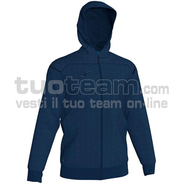 101283 - FELPA WINNER II FULL ZIP 80% cotton 20% polyester - 300 BLU NAVY
